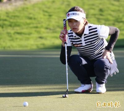 日本LPGA》Nichirei女子高球賽第2回合  盧曉晴並列第5