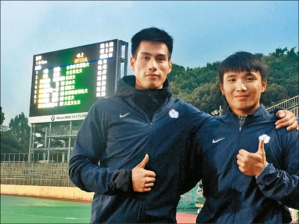 百米10秒11奪金 楊俊瀚今年亞洲第三快