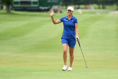 高球》Meijer LPGA菁英賽第3回合  佩絲和諾奎絲特並列領先