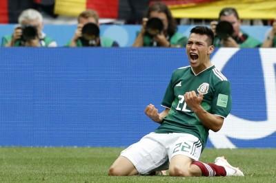 世足賽》爆冷!德國首戰0:1不敵墨西哥  賽事全場精華