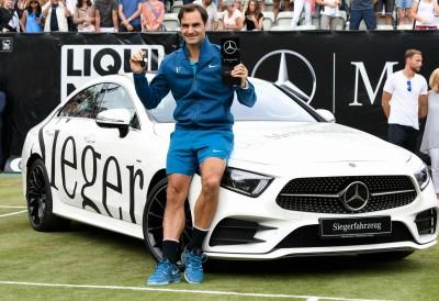 網球》斯圖加特「奪冠魔咒」?費德爾溫網衛冕遭遇挑戰