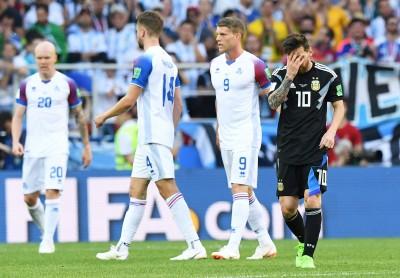 世足賽》遭冰島逼和 阿根廷主帥:這會是一個艱困的小組賽