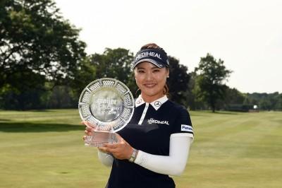 LPGA》Meijer菁英賽 南韓柳蕭然奪冠