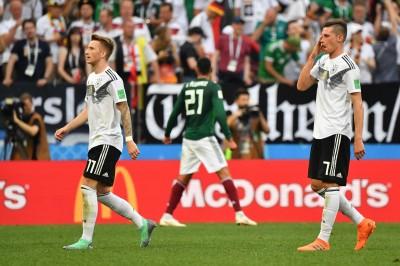 世足賽》爆冷輸墨西哥 德國後衛坦承球隊防守太爛