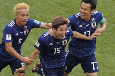世足賽》大迫勇也生涯世界盃首破門 為亞洲球隊開創新局