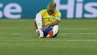 世足賽》巴西不妙?內馬爾今缺席練球 下戰恐缺陣