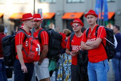 世足賽》悲劇!瑞士球迷跑錯球場 一次走錯1300公里