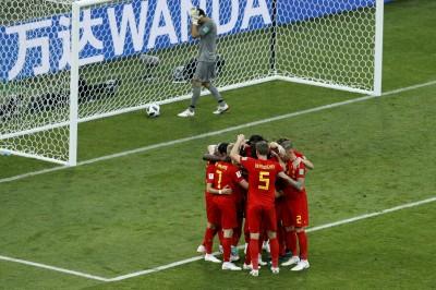 世足賽》世界排名參考用!前5名唯一贏球的國家竟是比利時