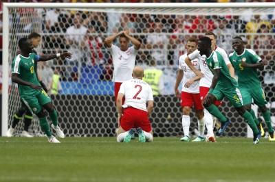 世足賽》又有烏龍球! 塞內加爾上半場1球領先波蘭