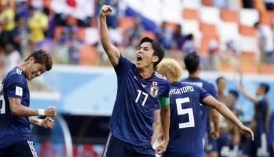 世足賽》本屆至今最狂「下剋上」 日本創亞洲首贏南美紀錄