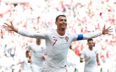 世足賽》C羅關鍵一錘率葡萄牙開胡 摩洛哥提前出局