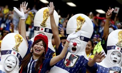 世足賽》日球迷賽後舉動驚艷全世界 外媒分析原因「揪甘心」!