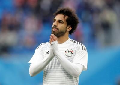 世足賽》薩拉傷癒復出 埃及、俄羅斯上半場陷僵局