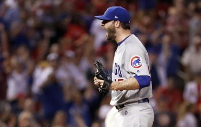 MLB》100種受傷的方法 小熊終結者脫褲子抽筋