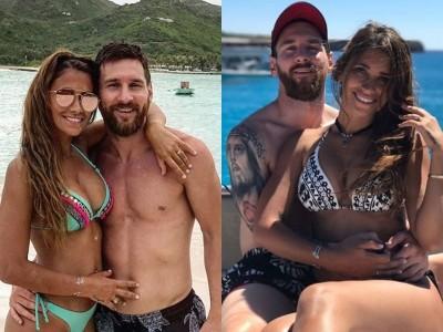 世足賽》梅西踢丟12碼當戰犯 C奶辣妻急飛俄羅斯秀秀