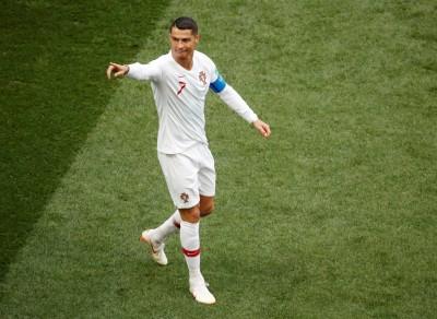 世足賽Live》C羅4分鐘頭錘破網!  葡萄牙擊敗摩洛哥