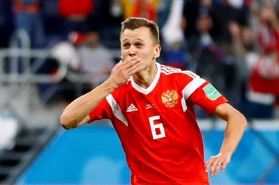 世足賽》薩拉帶傷拚進球無用 地主俄羅斯2連勝有望晉級16強