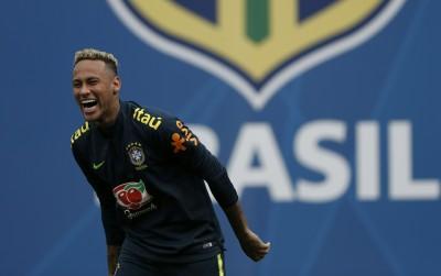 世足賽》巴西隊次戰利多?王牌內馬爾恢復訓練