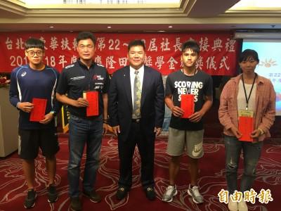 田徑》打破楊俊瀚U18紀錄 師弟魏泰陞謙虛以對