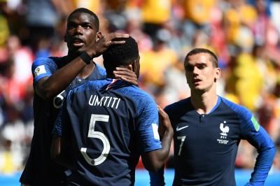 世足賽Live》姆巴佩破網!半場結束 法國1:0秘魯