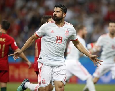 世足賽 Live》科斯塔關鍵進球 西班牙擊退伊朗首勝開張
