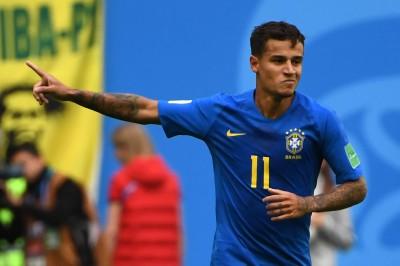 世足賽Live》庫提尼歐絕殺、內馬爾再補刀  巴西2:0擊敗哥斯大黎加