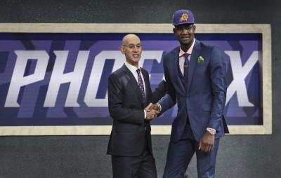 NBA》毫無意外 選秀狀元艾頓前進鳳凰城