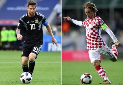 世足賽Live》阿根廷對克羅埃西亞 梅西發揮成關鍵