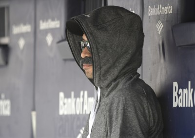 MLB》「朗神」愛作怪 偽裝路人偷看球