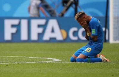 世足賽》罰球慘遭取消  內馬爾進球創紀錄賽後激動落淚