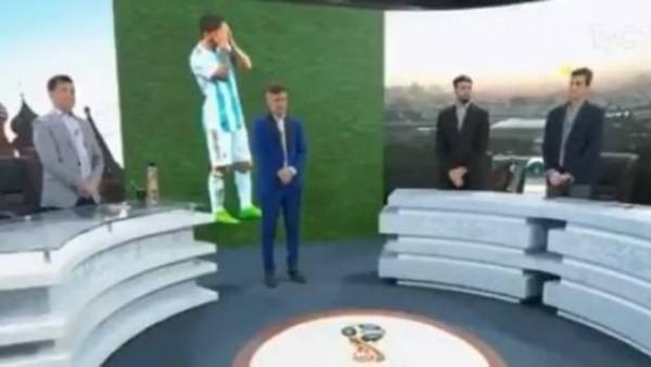 阿根廷別為我哭泣!世足賽輸球 電視台默哀1分鐘...