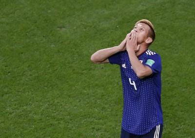 世足賽》本田圭佑替補神建功! 日本踢平塞內加爾