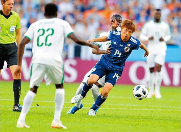 今晨最新》本田圭佑連3屆進球 日本逼和塞內加爾