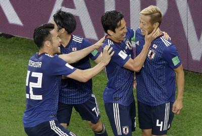 世足賽》日本堅韌意志逼和塞國 英媒高評價:努力得到回報