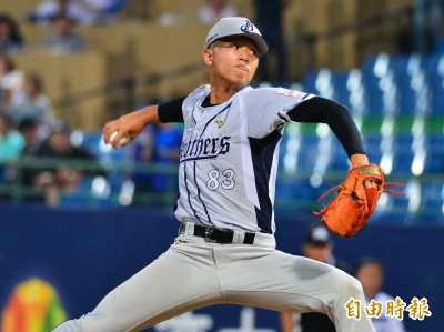 棒球》未滿20歲陳柏豪打亞運 連曾仁和都沒機會
