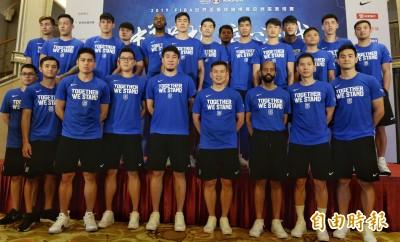 籃球》台灣抗菲律賓12人單出爐 老中青三代合力守護主場