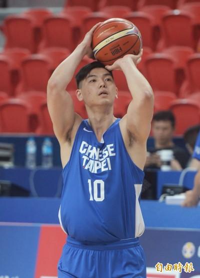 籃球》台日大戰12人名單公布 胡瓏貿、彭俊諺入選上陣