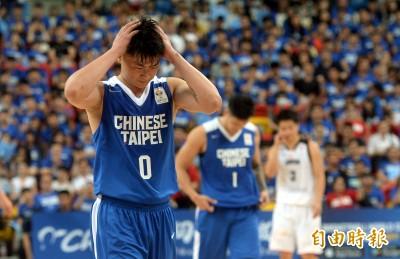 籃球》慘不忍睹!台灣隊在主場被日本打爆 無緣晉級