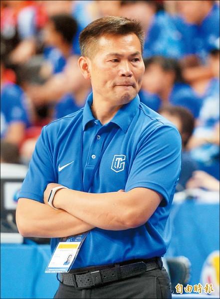 對日本輸40分 台灣男籃史上最屈辱