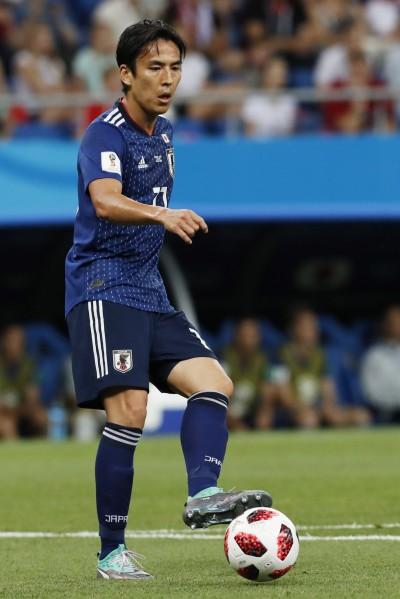 世足賽》大咖交棒!34歲老將長谷部誠退出日本隊