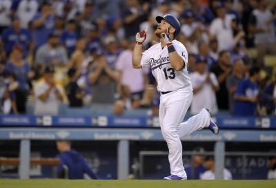MLB》平均每9.2打數就開轟 馬恩西雙響助克蕭摘勝投(影音)