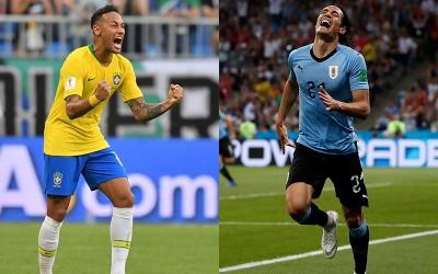 世足賽》拒絕5度「球只給歐洲踢」?巴西、烏拉圭要爭氣