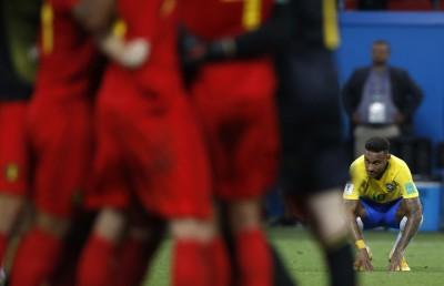世足賽》巴西、烏拉圭出局 史上第5次清一色歐洲4強