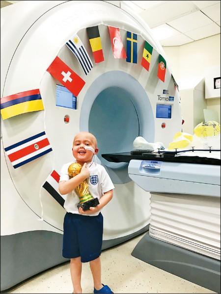 凱恩的祝福 腦瘤男童的仙丹