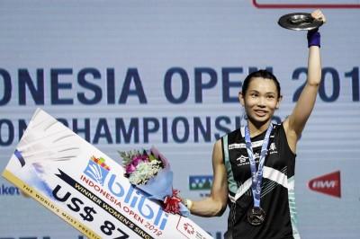 羽球》印尼當福地 戴資穎一年雙冠亞運大利多