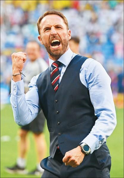 英格蘭踢出驚奇 主帥可望提前續約