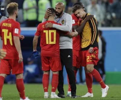 世足賽》賽後一分鐘快評 「歐洲紅魔」沒能把握勝負關鍵