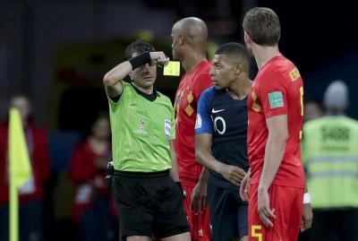 世足賽》屁孩行徑又一樁 法國天才少年「假裝掉球」惹眾怒