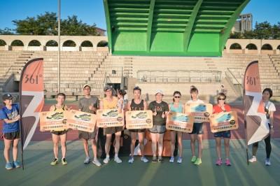 路跑》《測五千》40度豔陽開跑 全運會五千公尺跑將「刷卡」封王
