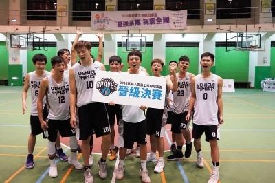 籃球》素人籃球最高殿堂 富邦人壽系際盃10月爭冠